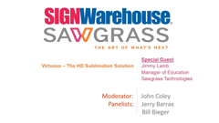 Welcome to Sawgrass Virtuoso HD Dye Sublimation Printers